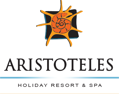 Aristoteles Holiday Resort & Spa logo.